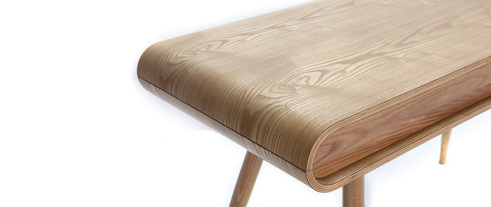 Scrivania design frassino BJORG