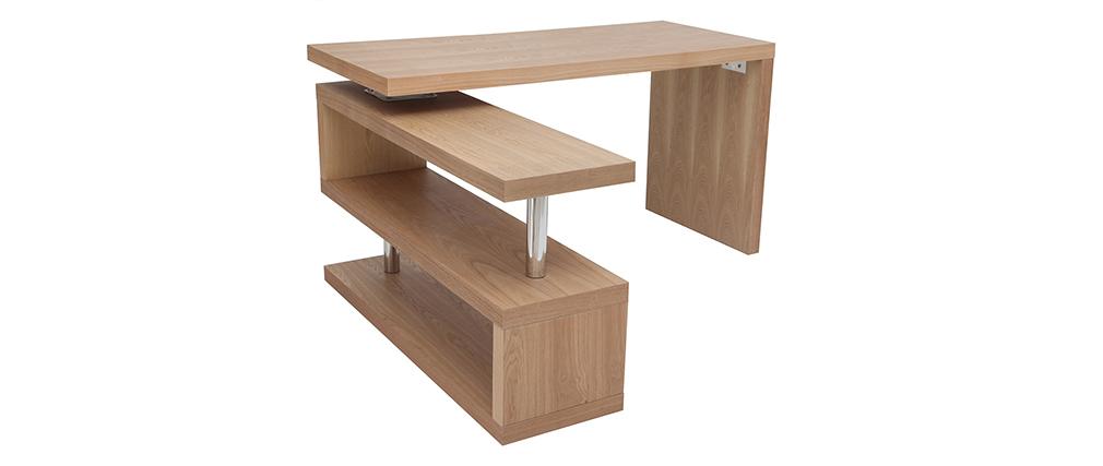 Scrivania design legno MAX
