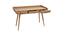 Scrivania scandinava legno chiaro HALLEN