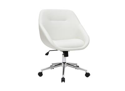 Sedie ufficio economiche offerte poltrone ufficio miliboo for Sedia design bianca