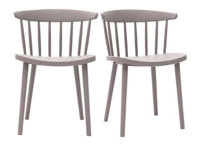 Saldi sedie moderne sedie di design in offerta miliboo for Sedie moderne grigie