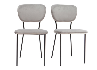 Sedie moderne sedie di design in offerta miliboo for Sedie tessuto design