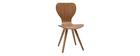 Set di due sedie in frassino NORDECO