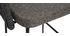 Sgabelli da bar grigi intrecciati da esterno 76 cm (set di 2) NALA