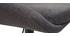 Sgabelli da bar regolabili grigio scuro regolabili HOLO (set di 2)