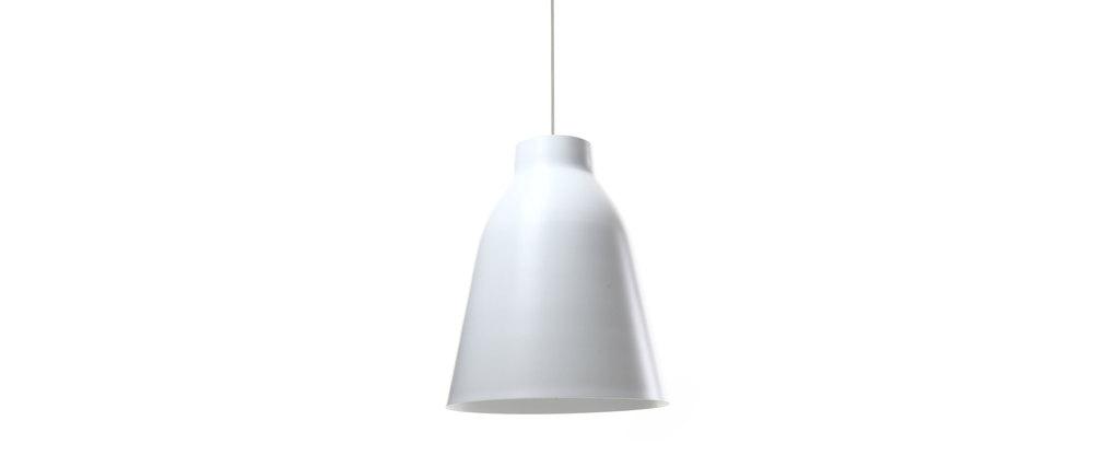 Sospensione design bianca COROLA L