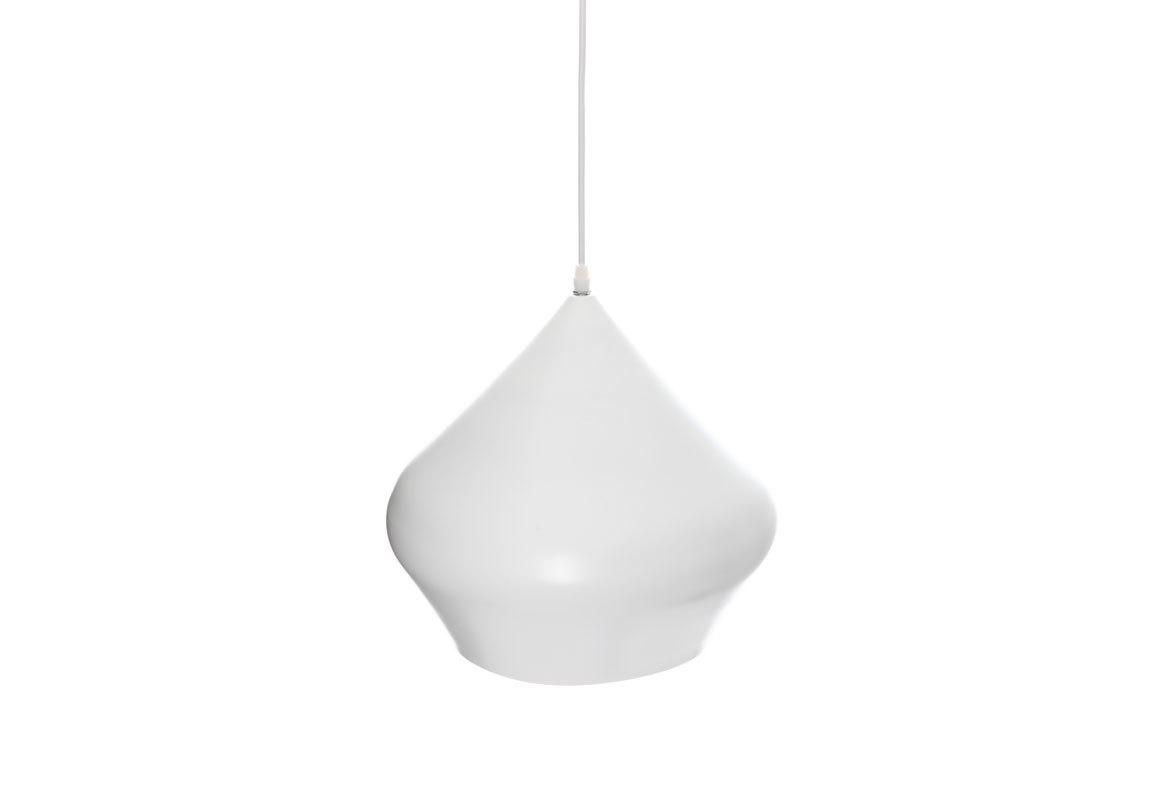 Sospensione design bianca GOCCIA