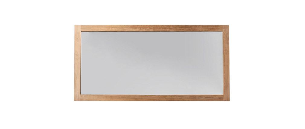 Specchi da bagno in teck 140 x 70cm SANA