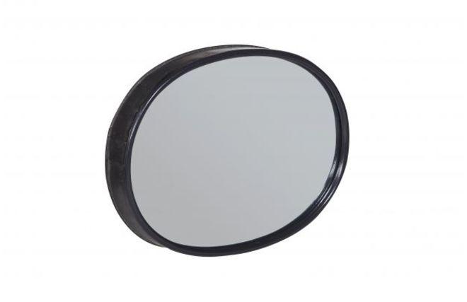 Specchio design metallo nero effetto invecchiato factory - Specchio invecchiato ...