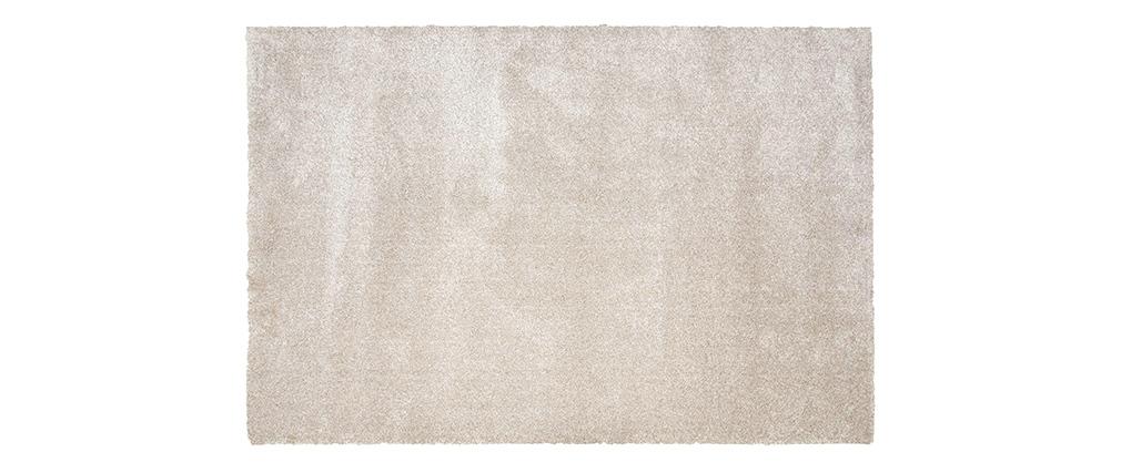 Tappeto argento polipropilene 120x170 CLOUD