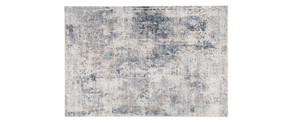 Tappeto avorio moderno 160 x 230 cm SPRAY