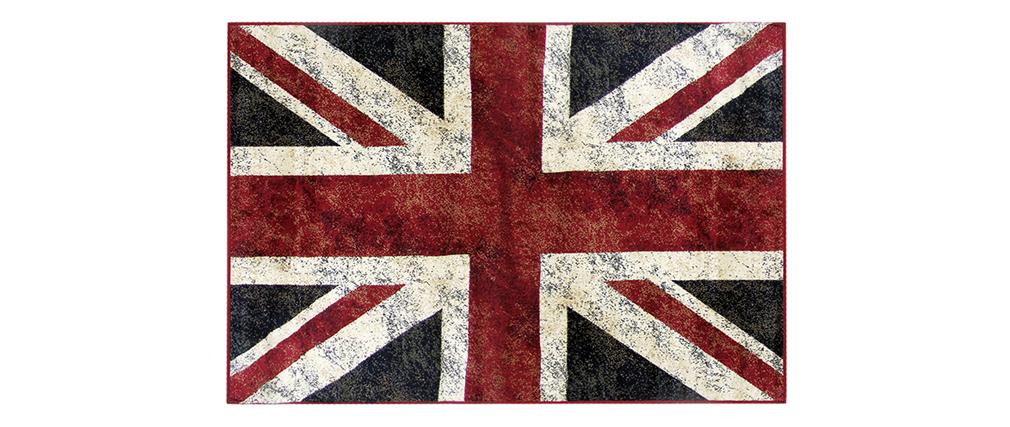 Tappeto bandiera inglese 95 x 140 cm LONDON