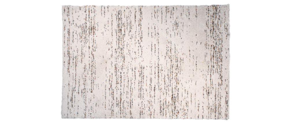 tappeto color avorio in polipropilene misura 200x290 cm modello SPOT