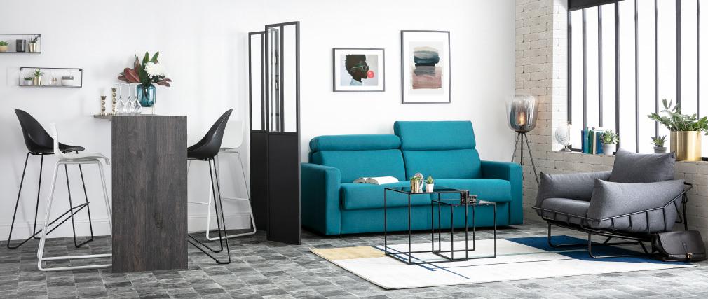 Tappeto con motivi multicolore 160x230cm  MONDRIAN