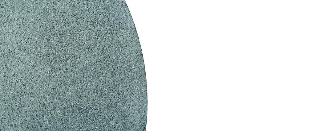 Tappeto doppio Blu e Nero 140x200cm ECLIPSE