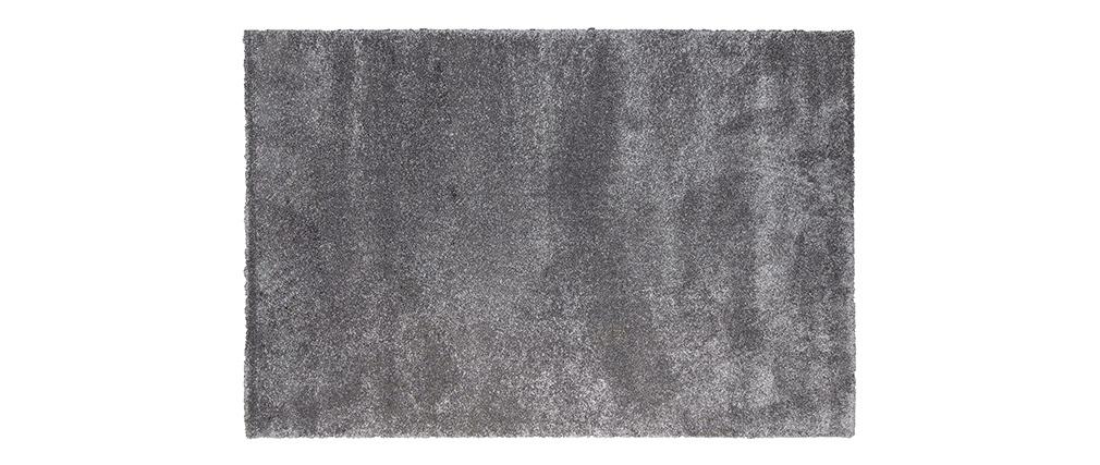 Tappeto grigio polipropilene 120x170 CLOUD