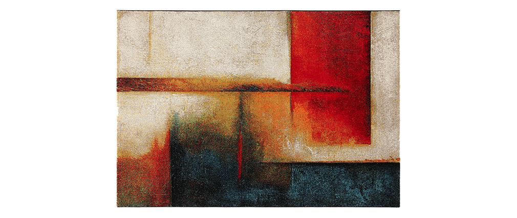 Tappeto multicolore 160 x 230 cm ABSTRAIT