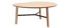 Tavolino 80cm quercia JAPANSK