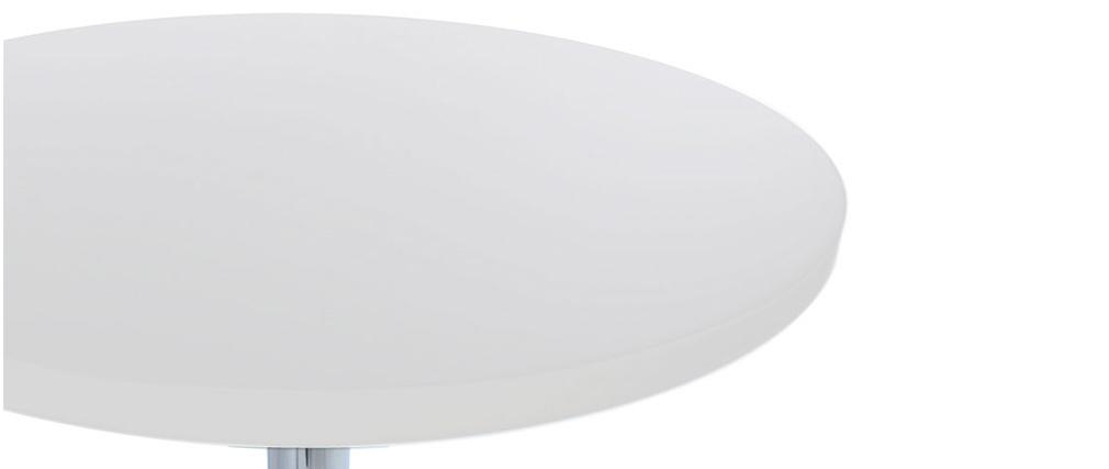 Tavolino da bar CHARLIE bianco