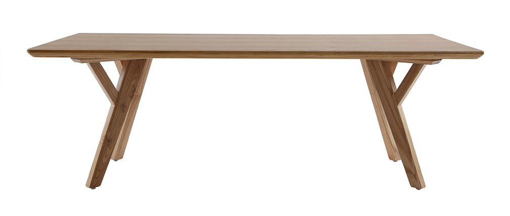 Tavolino design 120cm frassino KYOTO