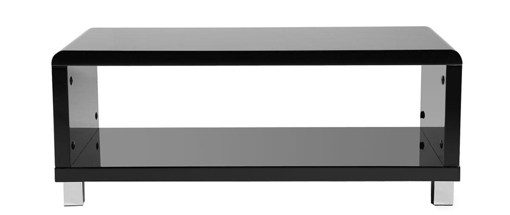 Tavolino design nero ROXIE