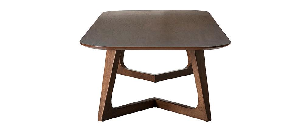 Tavolino design noce 150cm JUKE
