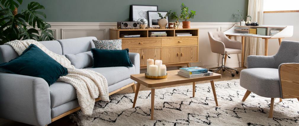 Tavolino design scandinavo TOTEM