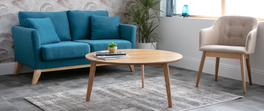Tavolino rotondo design ORKAD