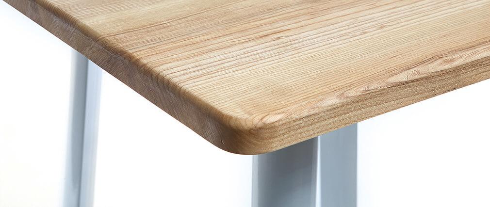 Tavolo da bar design bianco JONES