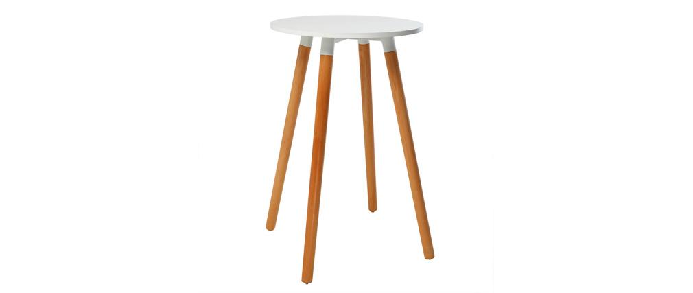 Tavolo da bar design legno GILDA