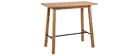 Tavolo da bar design legno HONORE
