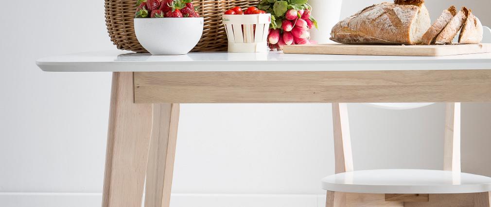 Tavolo da pranzo design 120cm LEENA