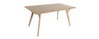 Tavolo da pranzo design 160cm frassino KYOTO