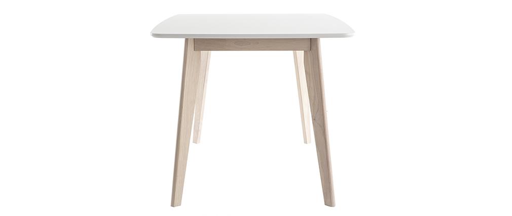 Tavolo da pranzo design bianco 150cm LEENA