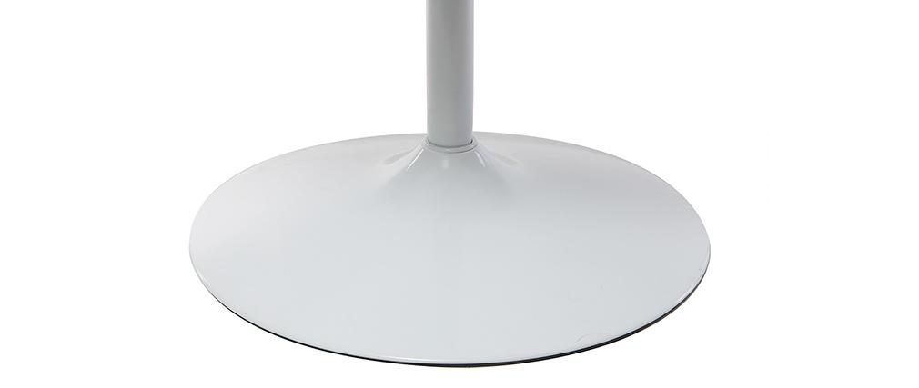 Tavolo da pranzo design bianco D90 CALISTA