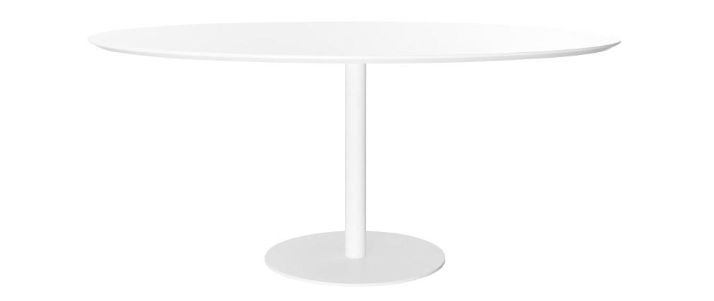 Tavolo da pranzo design bianco HALIA