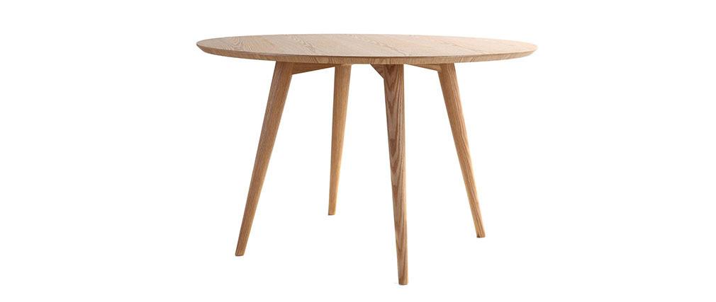 Tavolo da pranzo design in frassino D120 LIVIA