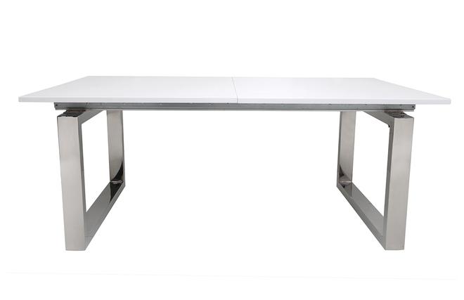 Tavolo da pranzo di design allungabile dimensioni cm