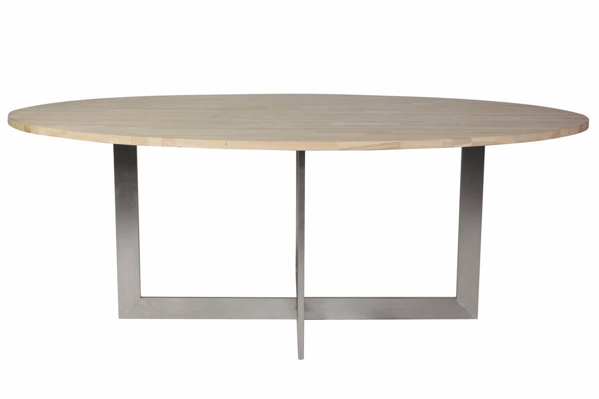 Tavolo Da Pranzo Ovale ~ Idee Creative di Interni e Mobili