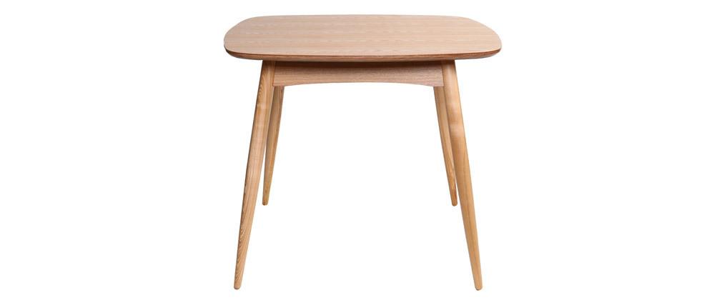 Tavolo da pranzo quadrato Frassino L90 BALTIK